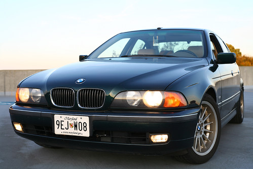 1997 BMW 540i 6-speed 1996 BMW 318i Convertible 1985 BMW 325e 5-speed