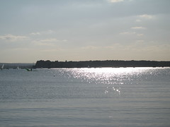 Windsurfing locations UK Poole Harbour