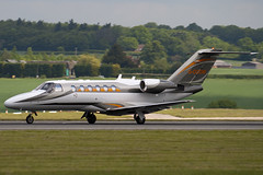G-OODM - 525A-0190 - Private - Cessna 525A Citation CJ2 - Luton - 090521 - Steven Gray - IMG_2965