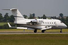 N241N - 5100 - Private - Canadair CL-600-2B16 Challenger 601-3A - Luton - 090625 - Steven Gray - IMG_4811