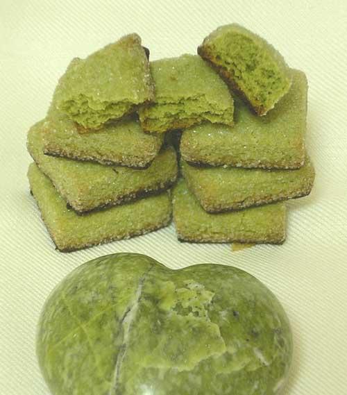 pastas te verde