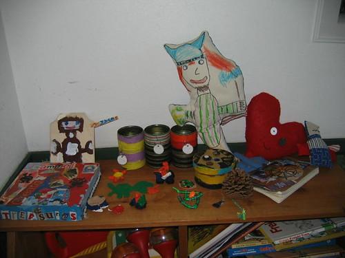Hot Rod's Bookshelf