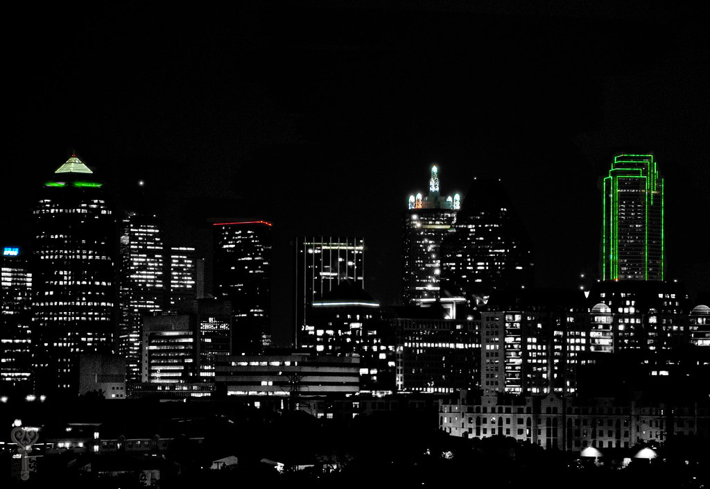 Dallas selective skyline