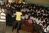 PASCH - Schulen, Partner der Zukunft. Ambassadrice Priss'k au Lycée Moderne de Jeunes Filles de Yopougon, Abidjan, Côte d'Ivoire 30.10.2009 (0819)