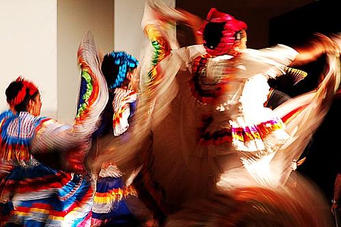 La danza dipinge