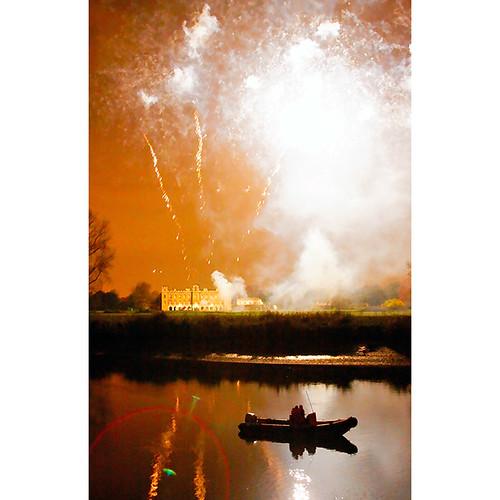 Syon Park fireworks