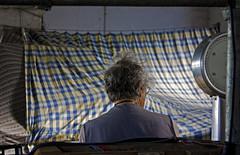 Mercado do Bolhao.13 (]babi]) Tags: portugal market porto frombehind mercato portogallo anziani elderlypeople dadietro