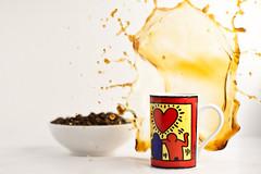 coffee & big Splash (dongga BS) Tags: coffee explosion kaffee splash highspeed frozenmoment explosiv canoneos50d ef50mmf12lusm