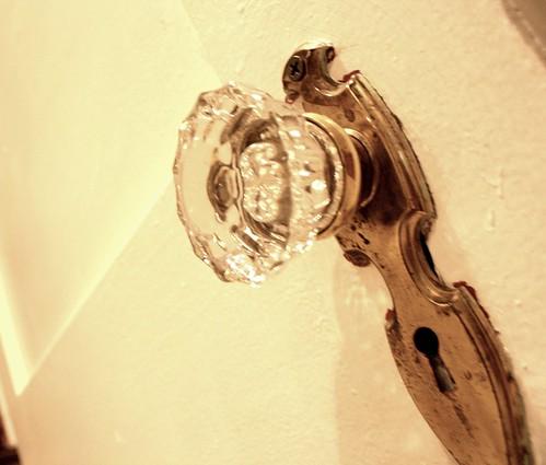 details- doorknob