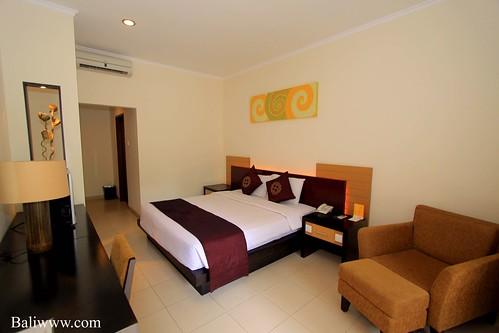 Adhi Jaya Hotel - Deluxe Room