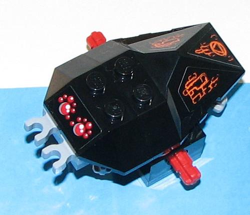 LEGO Atlantis 8056-1 Monster Crab Clash - Body 2