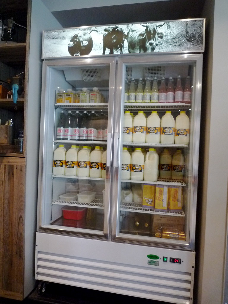 Market Lane fridge