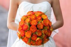 Lovely bouquet!! (anita gt) Tags: flowers wedding flores boda bouquet fiori 85mm18 canon40d