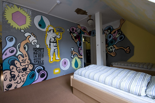 Graffiti dorm 2