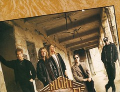 12/13/02 Night Ranger/Knight Crawler @ Maplewood, MN (Poster - Top)