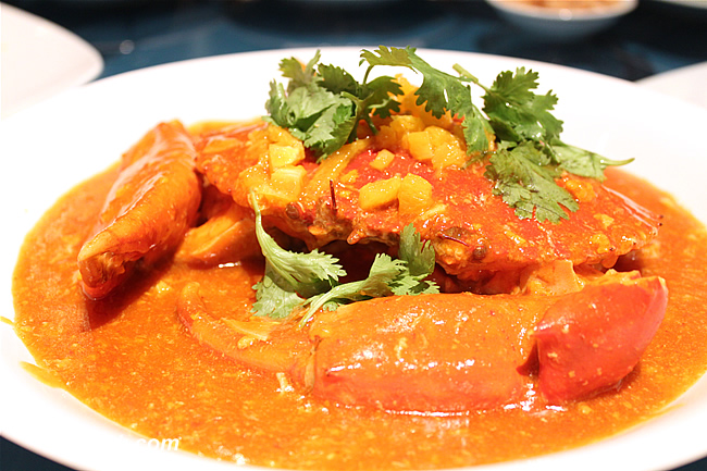 Tung Lok Chilli Crab