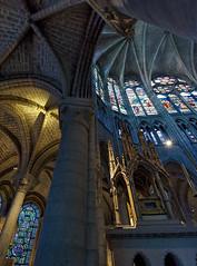 Basilique Saint Denis (Ganymede - Over 5 millions views.Thks!) Tags: church bp iledefrance glise saintdenis baladesparisiennes