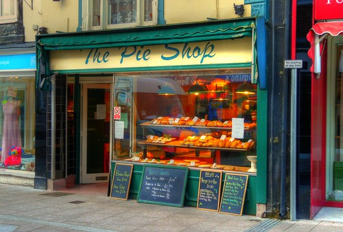 The Pie Shop