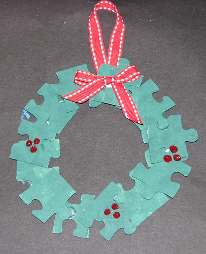 #9 - Puzzle Ornaments 005