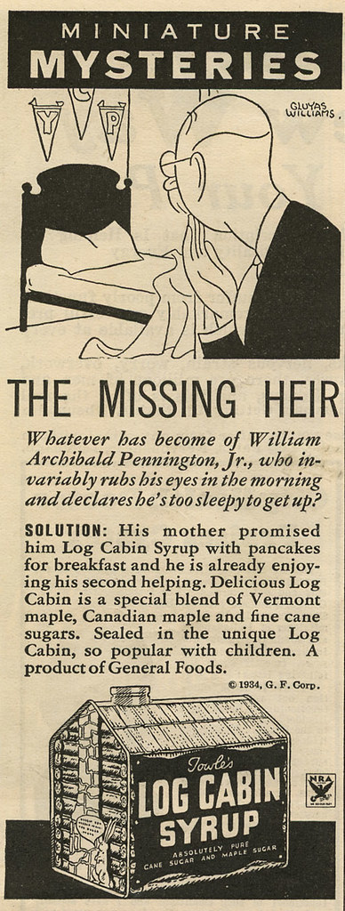 Log Cabin ad_FEB 1934_tatteredandlost