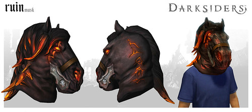 Darksiders Ruin Mask