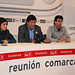 Es insólito que el PP se haya aliado contra los intereses de Asturias en la línea Sama-Velilla