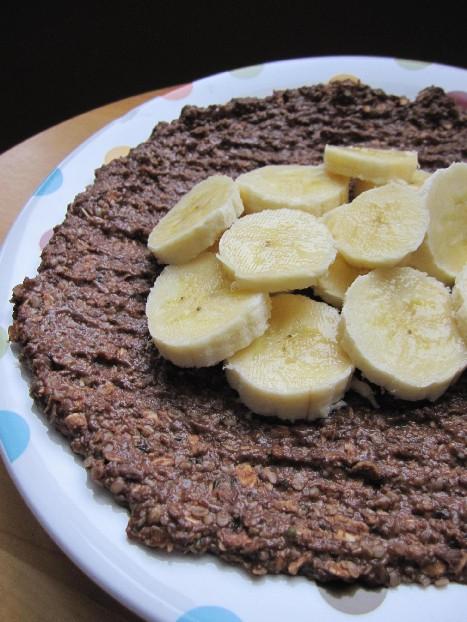 Chocolate Hemp Breakfast Cookie