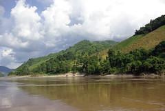 Mekong, Lao (Alexander Marc Eckert) Tags: laos lao mekong province mekongriver bakeo  sceneryalbum bakeoprovince