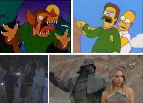 10 Simpsons