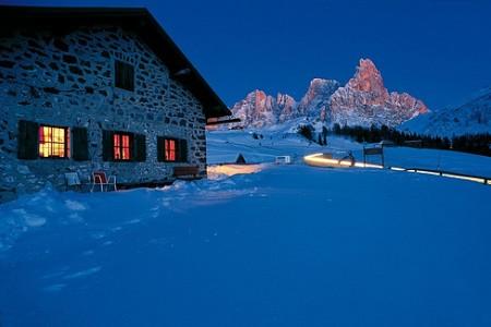 Trentino - okouzlující horské chaty