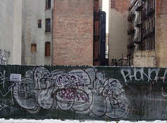 ADEK (i_follow) Tags: new york city nyc urban art me up soup graffiti see al beef nypd come sleeps ee throw adek fill skid irak dissed dms in taf bne btm throwie phonoh ifollow