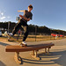 Ty Brown - 180 Nose Grind 180 out