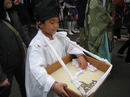 子供@かなまら祭り