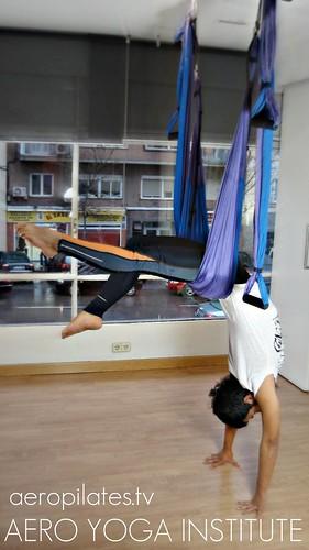 Aero Yoga España (Air Pilates)