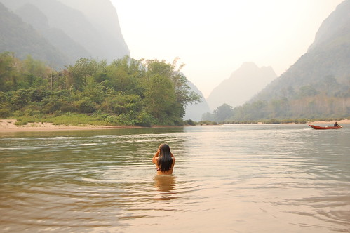Mouang Ngoi, Laos