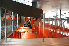 study (collectmoments) Tags: chicago architecture il remkoolhaas oma illinoisinstituteoftechnology mccormickcampuscenter