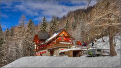Rifugio Zacchi (Luciano Silei - sky7) Tags: zacchi rifugio alpigiulie alpi alps snow mangart winter canon7d canon1740mm lucianosilei mountains landscape paesaggi