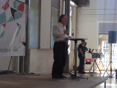 Bruce Sterling at Reboot