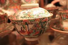 (Julia Burke) Tags: rose rice bowl medallion