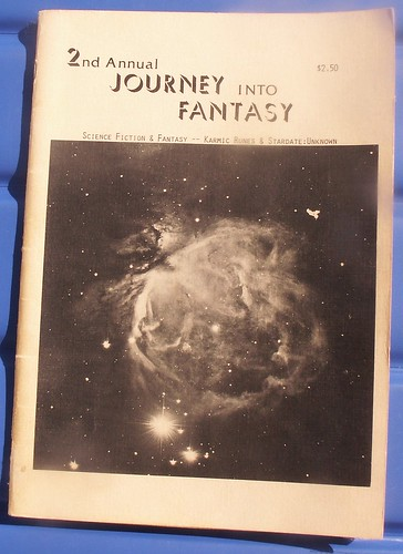 Karmic Runes Journey Into Fantasy, 1977