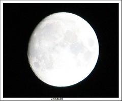 LA LUNA   (THE MOON) (((((((-charly-)))))) Tags: atardecer imagenes pueblos guadarrama vosplusbellesphotos travelsofhomerodyssey