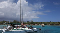 Boat parked (GioPhotos) Tags: movie video sailing puertorico catamaran catamaransailing canon5dii mvi2205