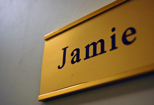 Office Nameplate