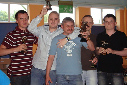 South Wales Snooker, 2008/09