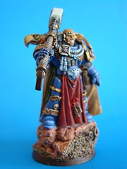 UM - Chapter Master Complete (6) (lanifiel) Tags: fun bling gamesworkshop spacemarine ultramarines chaptermaster