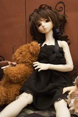 Dollism Plus 4 (agentman) Tags: yellow hongkong doll dolls bjd balljointdoll dollheart lati dp4 leekeworld dollismplus4
