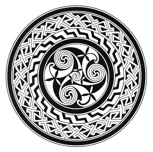Celtic Design 043