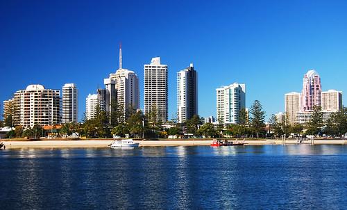 Gold Coast Australia 1 por John Lotsari.