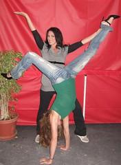 handstand!