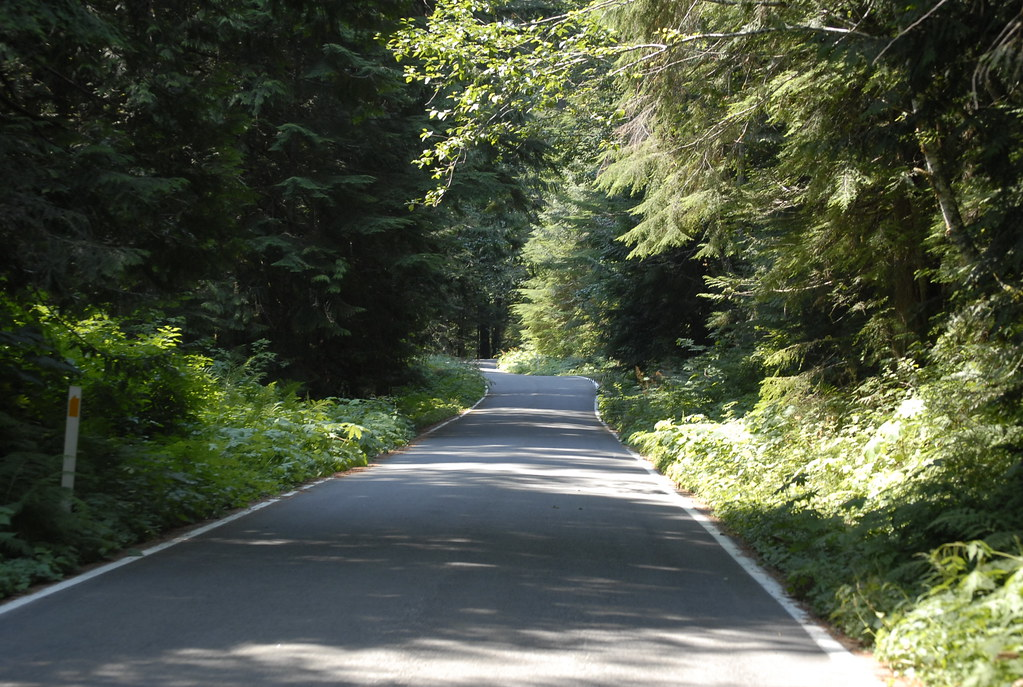 Old Cascade Highway.